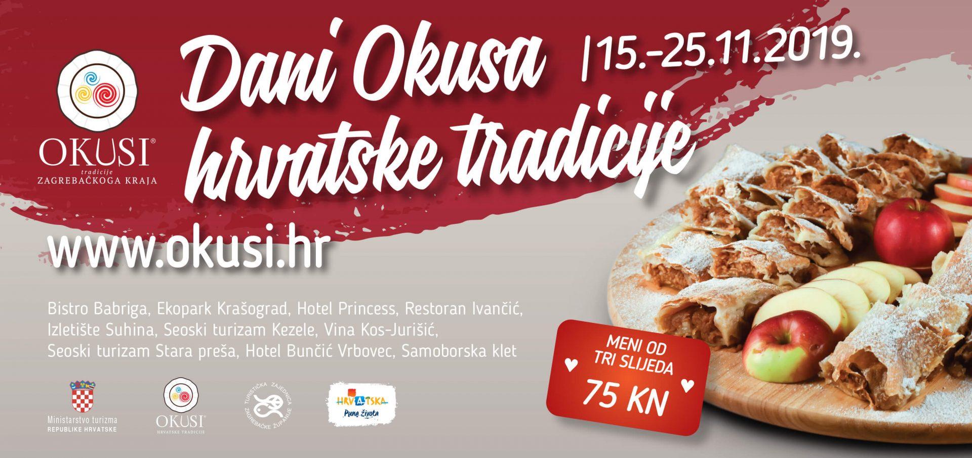 Dani Okusa hrvatske tradicije